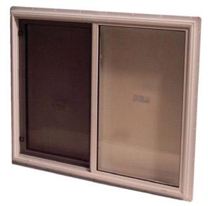 Thermal Pane Slider Windows